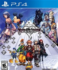 بازی Kingdom Hearts HD 2.8 برای PS4