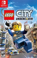 بازی LEGO City Undercover برای Nintendo Switch