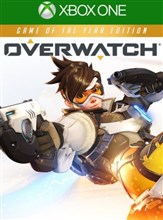 نسخه Overwatch Game of the Year Edition برای XONE