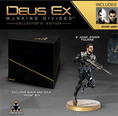 نسخه كالكتور  Deus Ex Mankind Divided