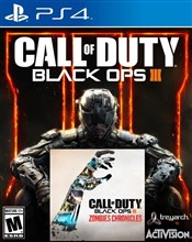 بازي Call of Duty Black Ops III Zombies Chronicles براي PS4