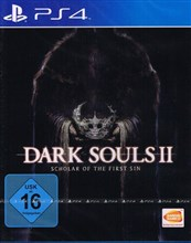 بازی Dark Souls II Scholar of the First Sin برای PS4