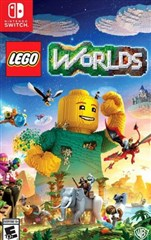 بازي LEGO Worlds براي Nintendo Switch