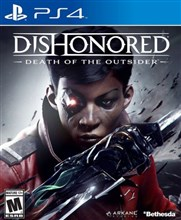 بازي  Dishonored Death of the Outsider  برای PS4