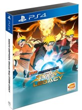 نسخه فول پک استیل LEGACY بازی  Ultimate Storm Naruto Shippuden Trilogy Steel