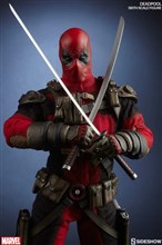 اکشن فیگور وارداتی Deadpool Sixth Scale Figure by Sideshow