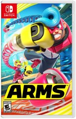 بازی ARMS - Nintendo Switch