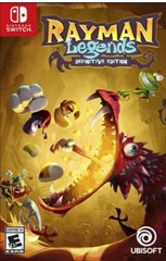 بازي Rayman Legends Definitive Edition - Nintendo Switch