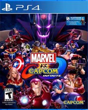 بازی Marvel vs Capcom Infinite برای PS4