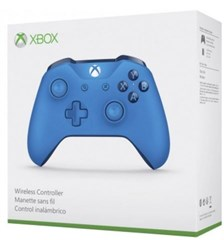 دست XBOX ONE S آبی WIRELESS CONTROLLER BLUE