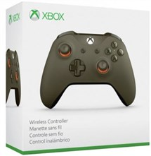 دسته سبز Xbox Wireless Controller Green Orange