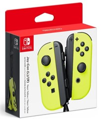 دسته بازی  سوییچ NINTENDO SWITCH JOY CON CONTROLLER YELLOW