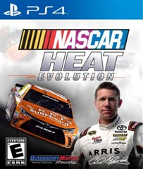 بازی NASCAR Heat Evolution برای PS4
