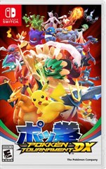 بازی Pokken Tournament DX - Nintendo Switch