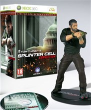 نسخه کالکتور Tom Clancys Splinter Cell Conviction Collectors Edition
