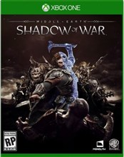 بازی Middle Earth Shadow Of War برای XBOX ONE