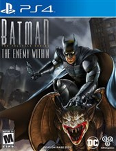بازی Batman The Enemy Within برای PS4