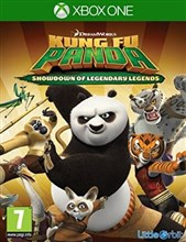 بازی KUNG FU PANDA SHOWDOWN  LEGENDS برای XONE