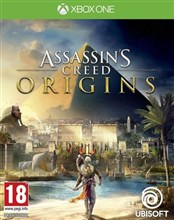 بازی  Assassins Creed Origins  برای XBOX ONE