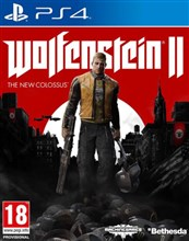 بازی Wolfenstein 2 The New Colossus برای PS4