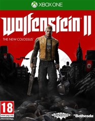 بازی Wolfenstein 2 The New Colossus برای XBOX ONE