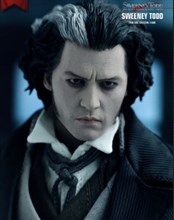 اکشن فیگور وارداتی Johnny Depp as Sweeney Todd Hot Toys