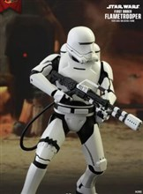 اکشن فیگور اورجینال STAR WARS AWAKENS FLAMETROOPER Hot Toys