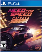 بازی Need for Speed Payback Deluxe Edition برای PS4