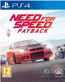 بازی Need for Speed Payback  برای PS4