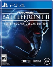 بازی Star Wars Battlefront II: Elite Trooper Deluxe Edition  برای  PS4