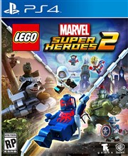 بازی   LEGO Marvel Superheroes 2  برای  PS4