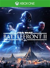 کارکرده بازی Star Wars Battlefront II: Standard Edition برای XBOX ONE