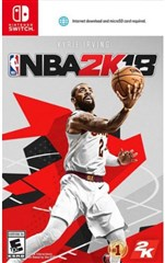 بازی NBA2K18 NINTENDO SWITCH