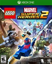 بازی   LEGO Marvel Superheroes 2  برای  XBOX ONE