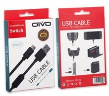 کابل OIVO USB Charging Cable Nintendo Switch