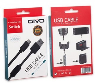 كابل OIVO USB Charging Cable Nintendo Switch