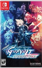 بازی Azure Striker GUNVOLT STRIKER PACK  برای Nintendo Switch