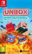 بازی Unbox Newbies Adventure برای Nintendo Switch