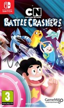 بازی Cartoon Network Battle Crashers برای Nintendo Switch
