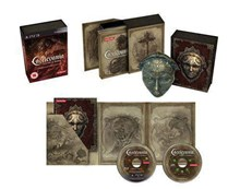 نسخه لیمیتد Castlevania Lords of Shadow Collectors Edition