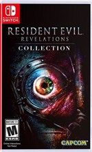 بازی RESIDENT EVIL REVELATIONS COLLECTION برای Nintendo Switch