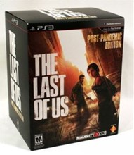 نسخه کالکتورThe Last of Us Post-Pandemic Edition