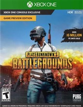 بازی PUBG -PlayerUnknowns Battlegrounds برای XBOX ONE