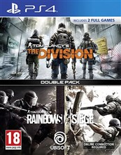 نسخه کالکشن DOUBLE PACK RAINBOW SIX - DIVISION برای PS4