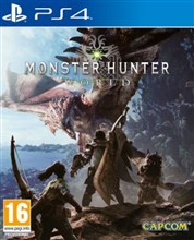بازي Monster Hunter World براي PS4
