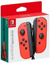 دسته بازی  سوییچ NINTENDO SWITCH JOY CON CONTROLLER RED