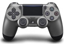 دسته بازی PS4 DUALSHOCK4 NEW STEEL BLACK