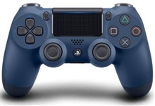 دسته بازی Dualshock 4 Controller Midnight Blue Limited Edition