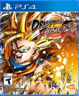 بازی Dragon Ball FighterZ برای PS4