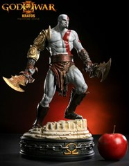 اکشن فیگور اورجینال Sideshow Collectibles BIG Kratos God Of War